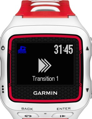 The new Forerunner is slimmer and lighter than previous iterations