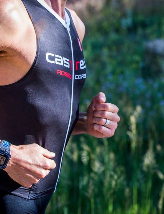 Aimed squarely at triathletes, the Forerunner 920XT can also measure daily activities like walking around and sleeping