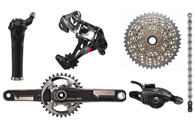 SRAM XX1 is the groupset that started the single-ring revolution