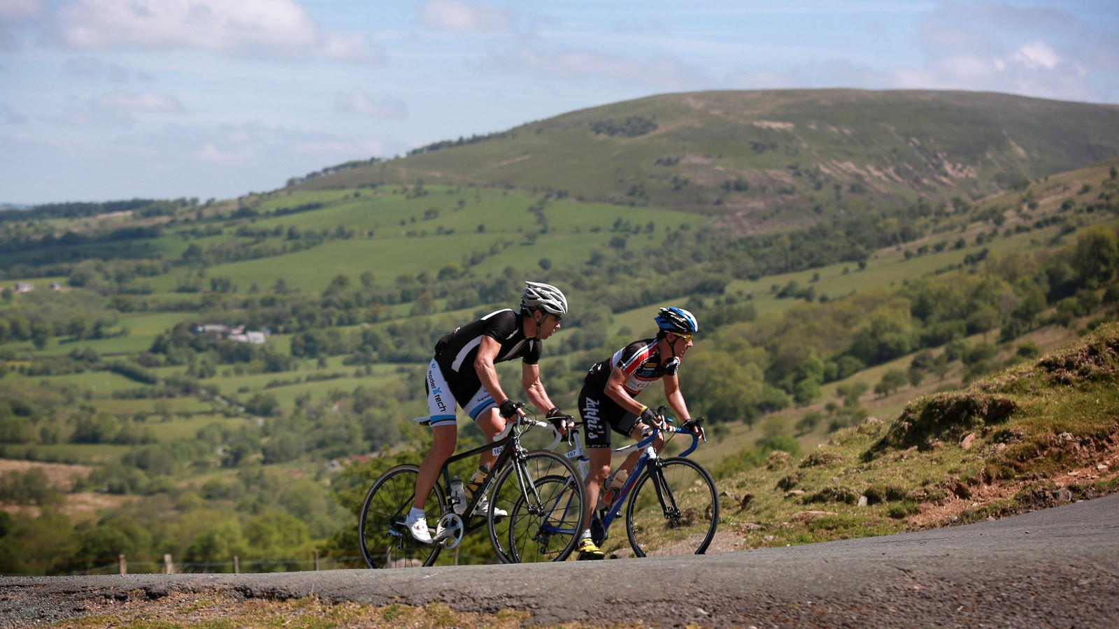 The Dragon Ride is one of the UK's most beautiful, and popular, sportives