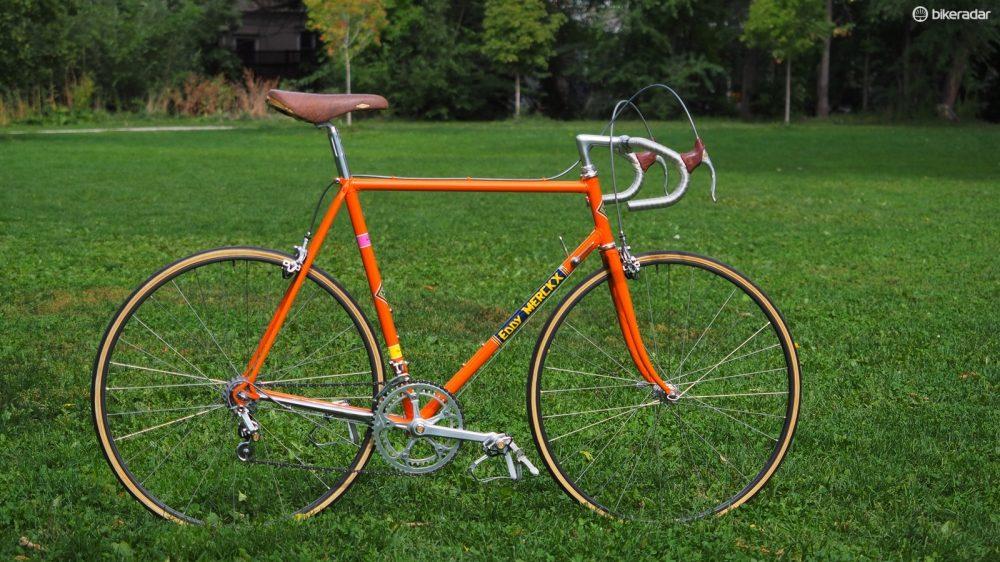 free Campagnolo decal Merckx Columbus Fork decal set