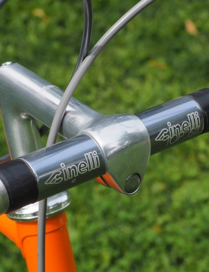 So you thought the 26.0mm vs. 31.8mm stem clamp debate was annoying? Remember that Cinelli long used its own 26.4mm size