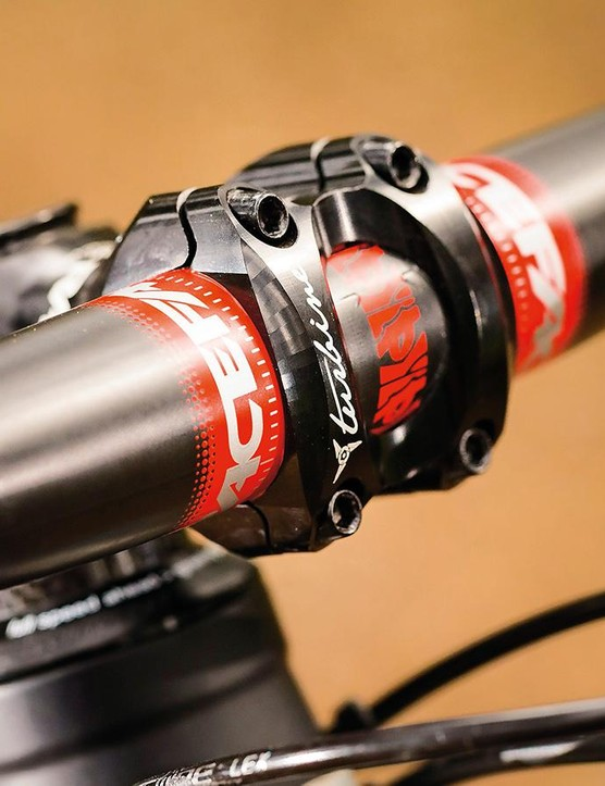 The Root Miller's short top tube means many riders will be looking at lengthening the stem – or sizing up