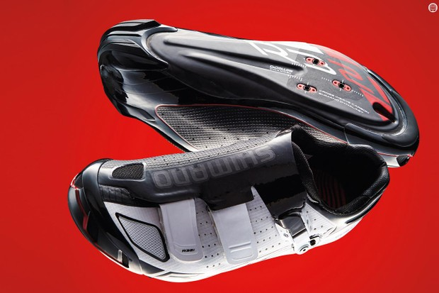 Shimano R321 road shoes