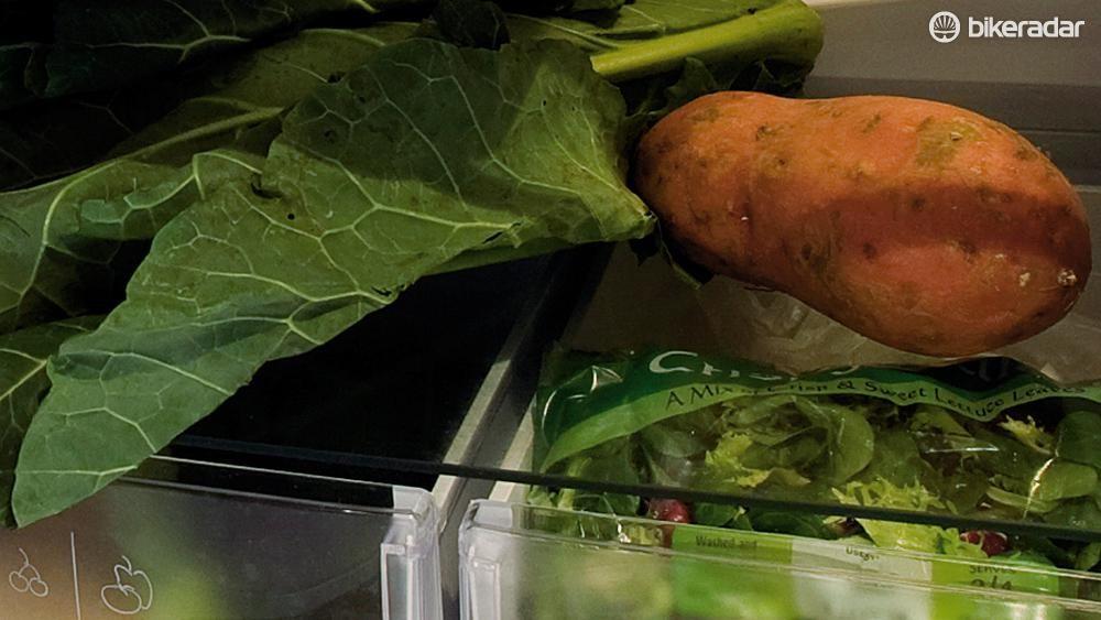 Vegetables provide plenty of minerals