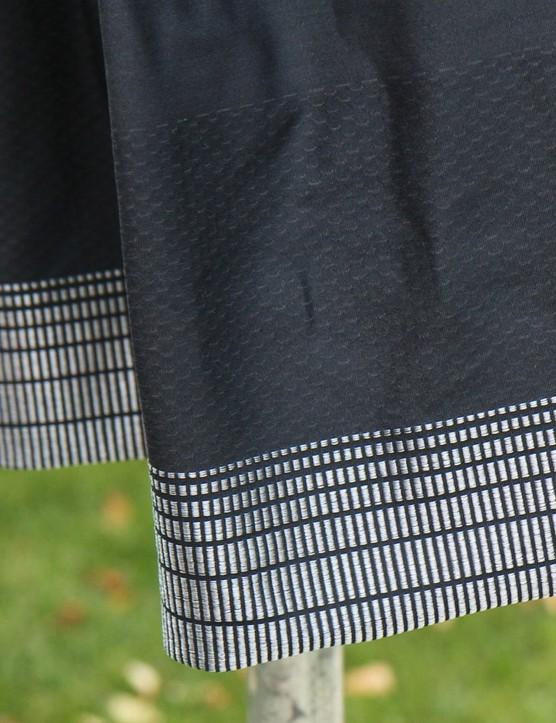 The inside legs of the Contour Aerofoil Bib Shorts