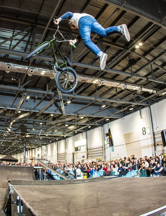 The Animal WD-40 Action Sports Tour will offer plenty of thrills...