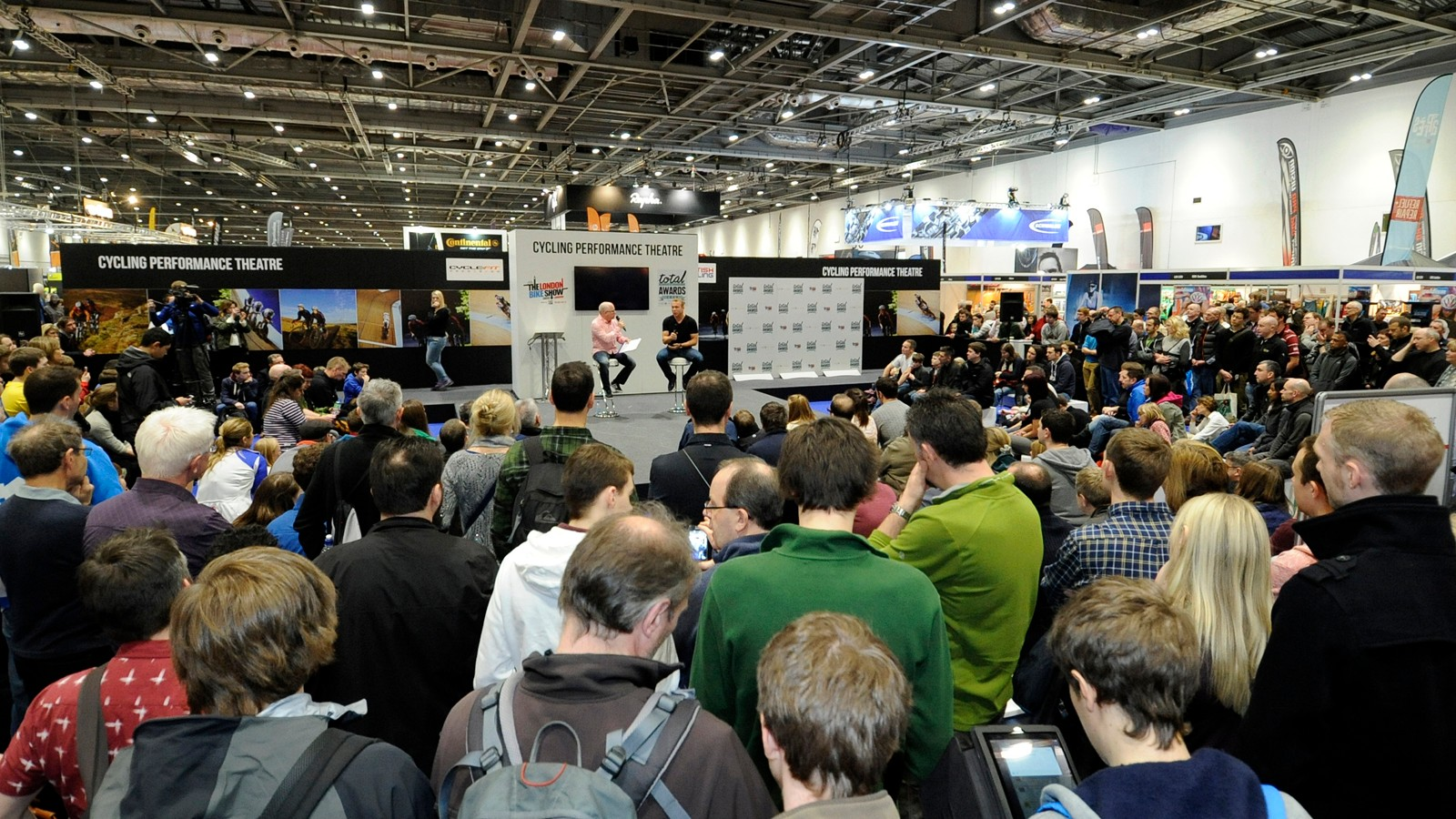 The London Bike Show will be back in February 2015