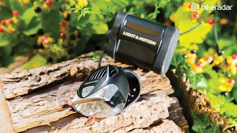 Light & Motion Seca Enduro 2000 light