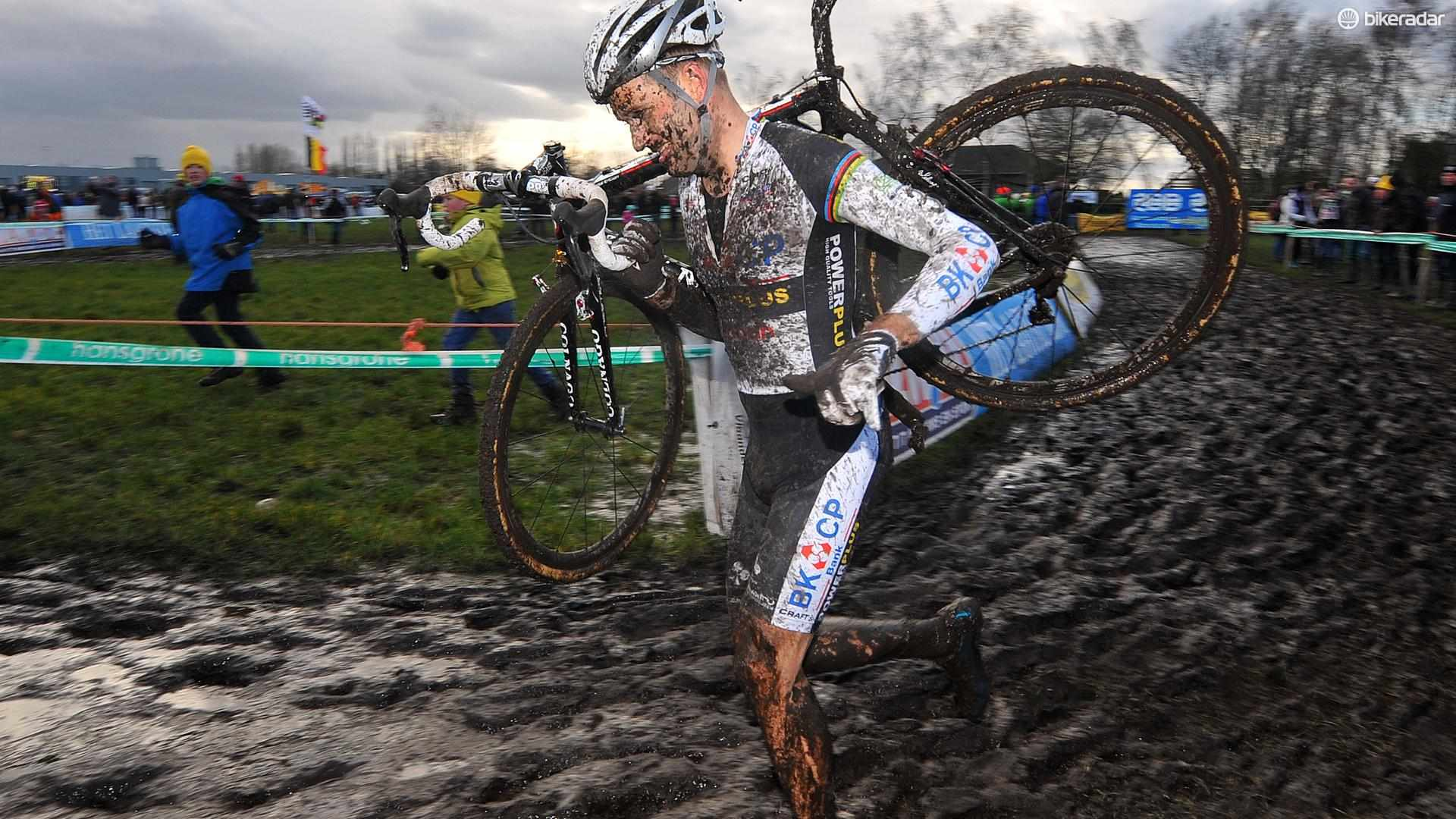 Cyclocross is good for you - give it a try
