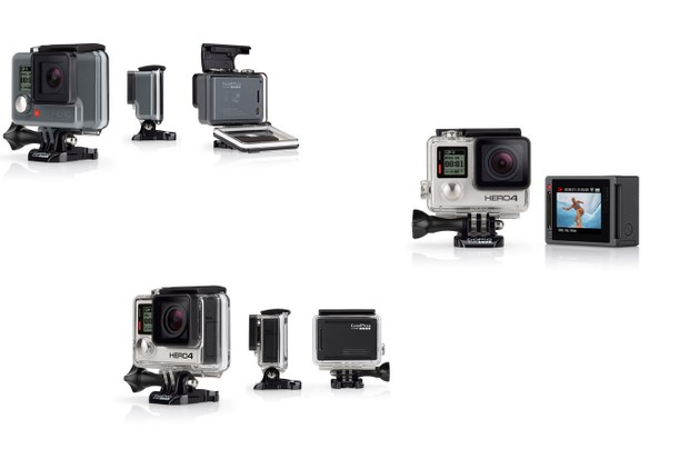 GoPro's latest cameras have already sold out through UK distributor, Madison