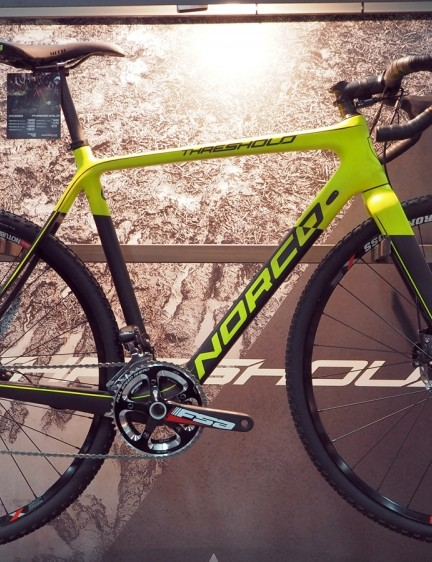 Norco's new Threshold is one of most promising looking 'cross bikes of the 2014-15 season - if you can get your hands on one, that is