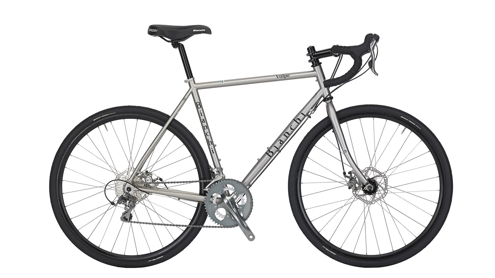 The £1,150 Bianchi Volpe disc