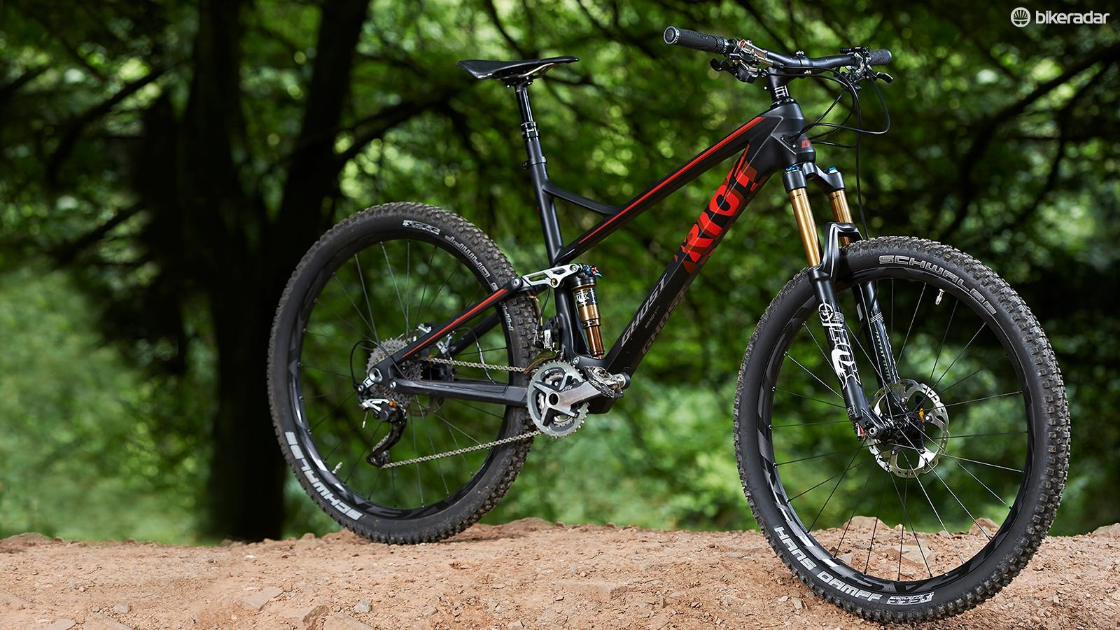Ghost AMR Riot Lector 9 –not the big hitter that the name might suggest