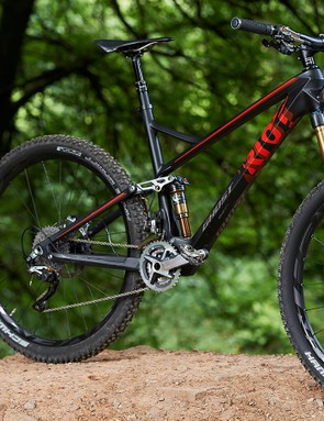 Ghost AMR Riot Lector 9 – not the big hitter that the name might suggest