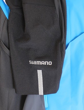 Shimano road clothing, like the components, has well-executed technical features without excess flair