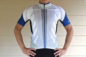 The Hot Condition jersey is, you guessed it, a breathable mesh jersey
