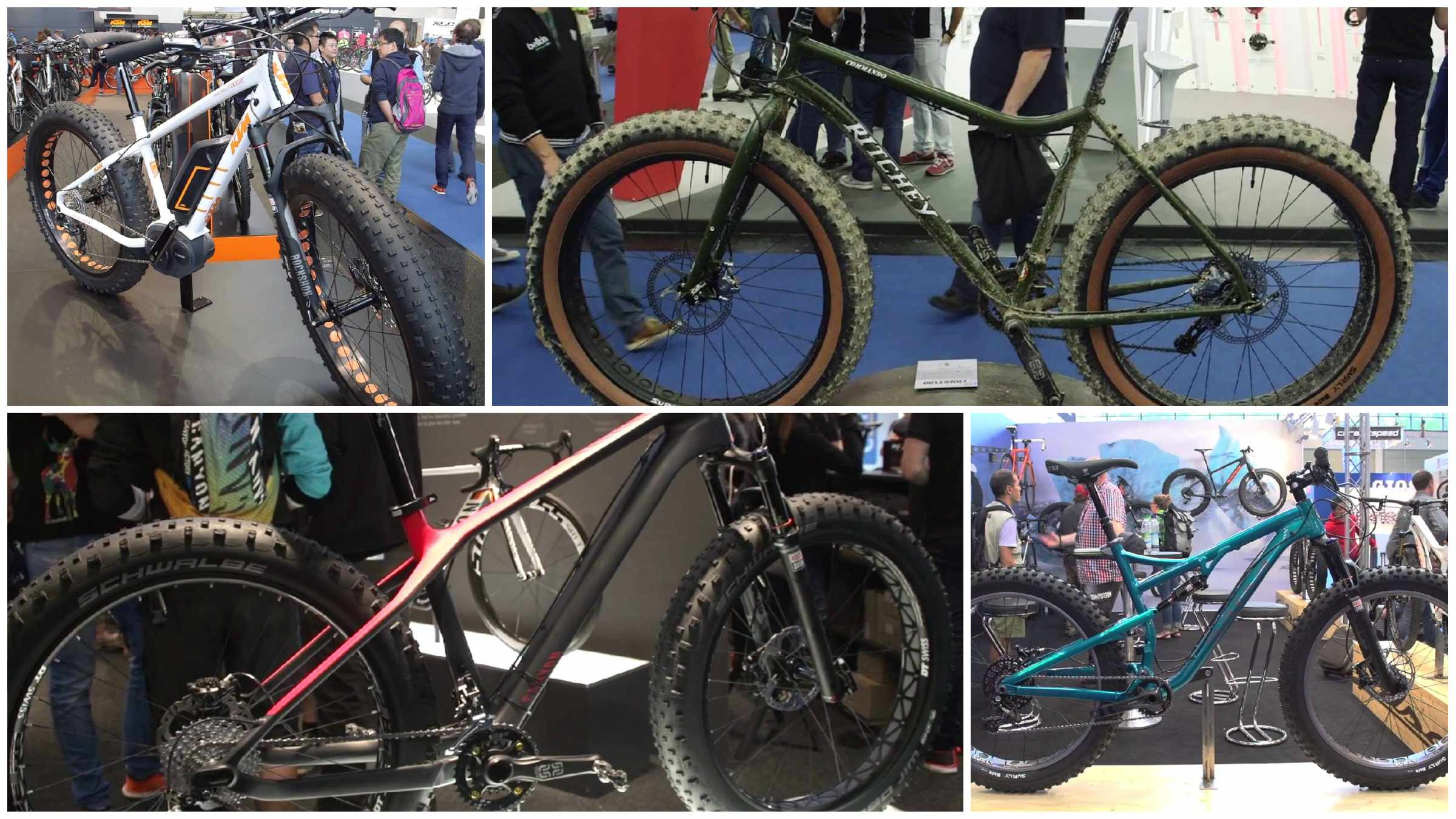 Top five fat bikes of 2015