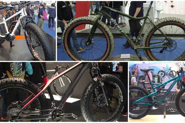 Top five fat bikes of 2015