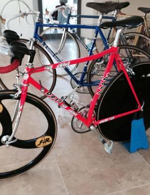 Marco Pantani's Dosi Valter was ridden by the Italian great in the 1991 Giro DêItalia