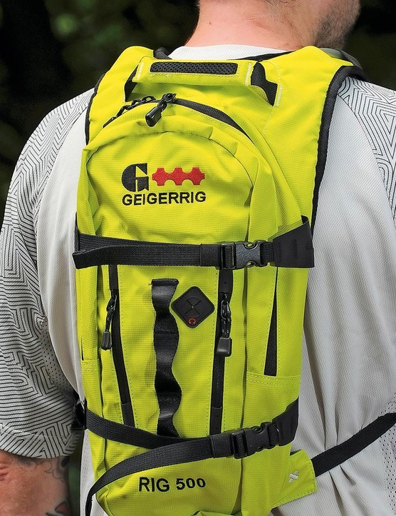 Geigerrig RIG 500 Citrus hydration pack