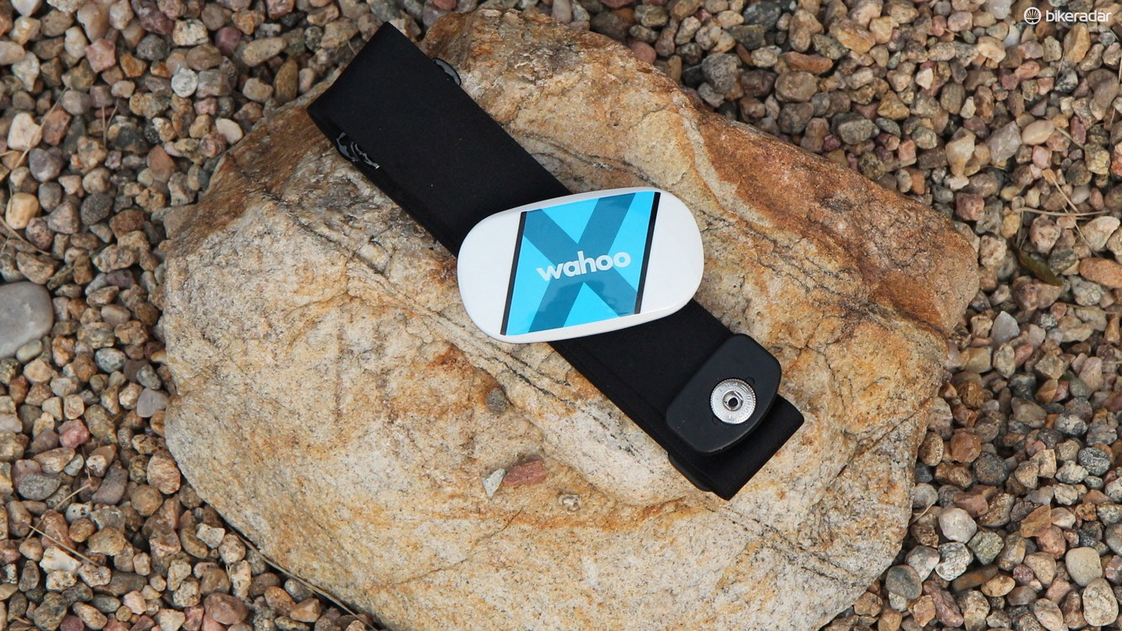 Wahoo's Tickr heart rate monitor can work without a computer or smartphone - then you can download the data later