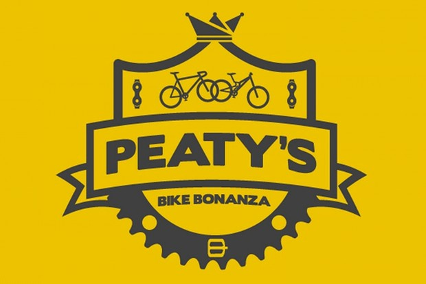 Peaty's Bike Bonanza will take place on 2 November