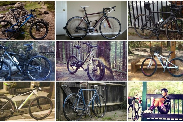 Make your mates jealous by getting your bike included in next week's edition of readers' rides