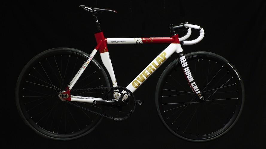 Overlap Pura Criteriosa - first look - BikeRadar