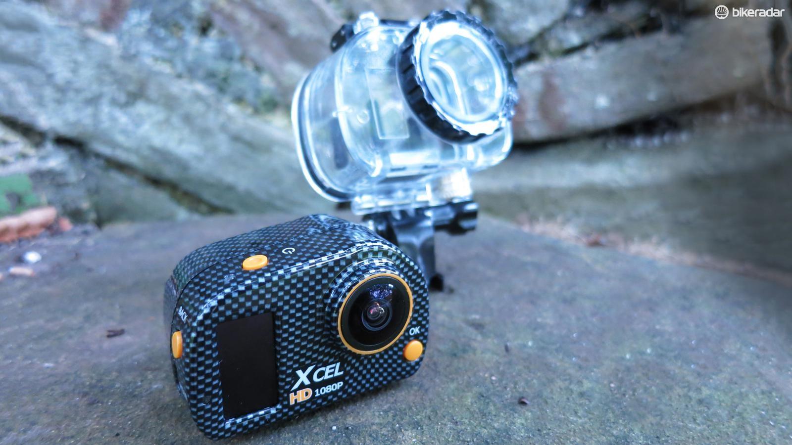 XCEL HD action camera