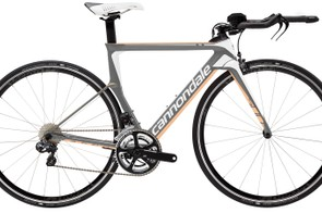 The women's Ultegra Di2 Slice