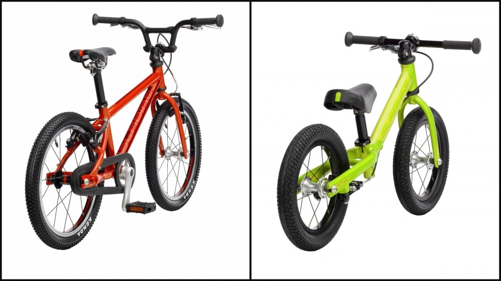 The 'more orangey' red and the lime green option