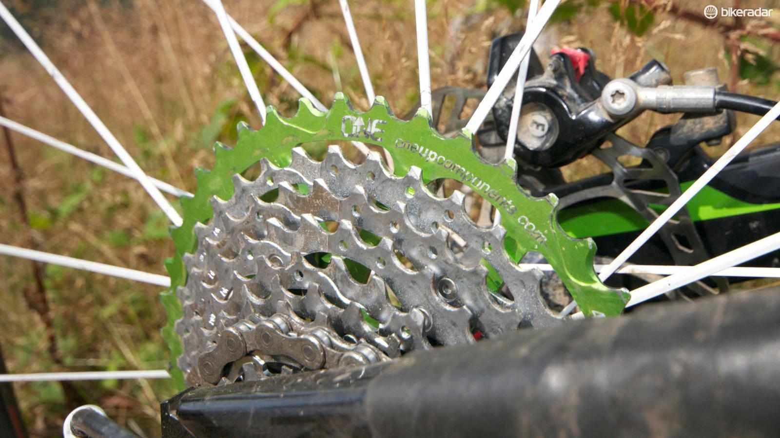 OneUp Components 42t sprocket