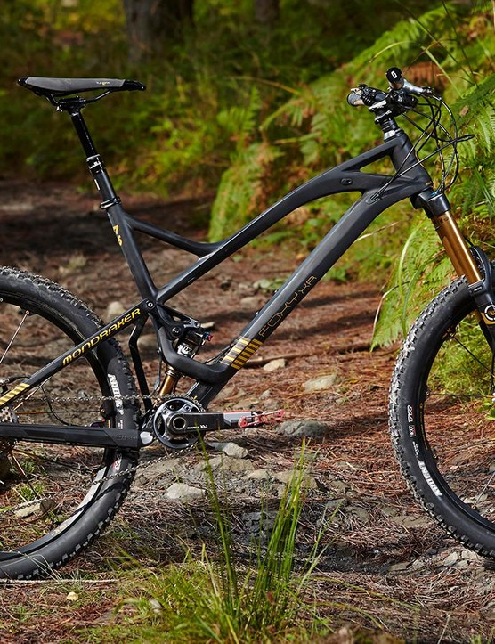 The Foxy now has sleeker looks and lighter weight to back up its radical angles