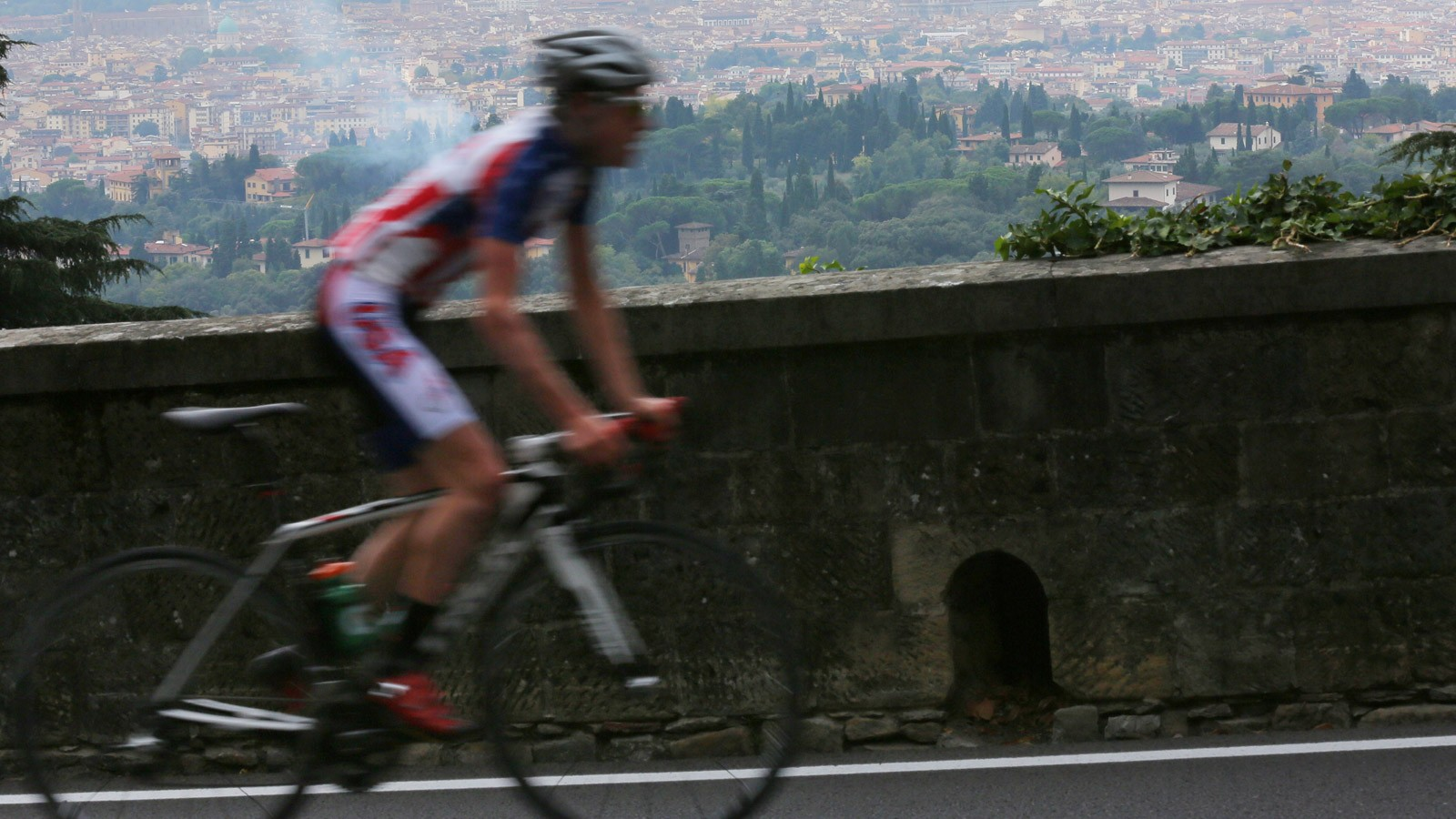 It's possible to prepare for climbs without hills