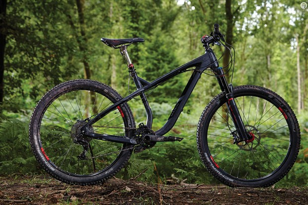 In a sea of similar looking hardtails, the swoopy Rocky Ridge stands out