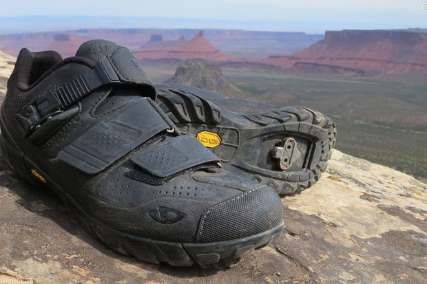 The Terraduro is a promising shoe that makes sense for most mountain bikers