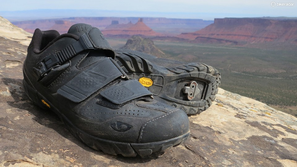 281ef695dfa The Terraduro is a promising shoe that makes sense for most mountain bikers