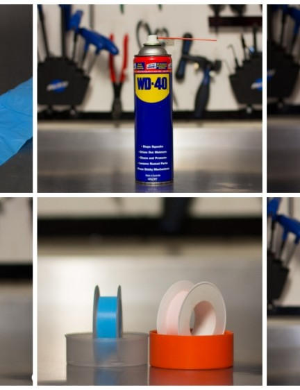 Not everything used in bike servicing is made for a bike. We take a look at a few common general store items that serve a purpose in the workshop