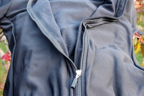 Super Roubaix fabric throughout keeps you warm and dry