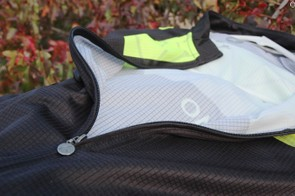 Lightweight polyester in long sleeves is a welcome alternative to a short sleeve and arm warmers