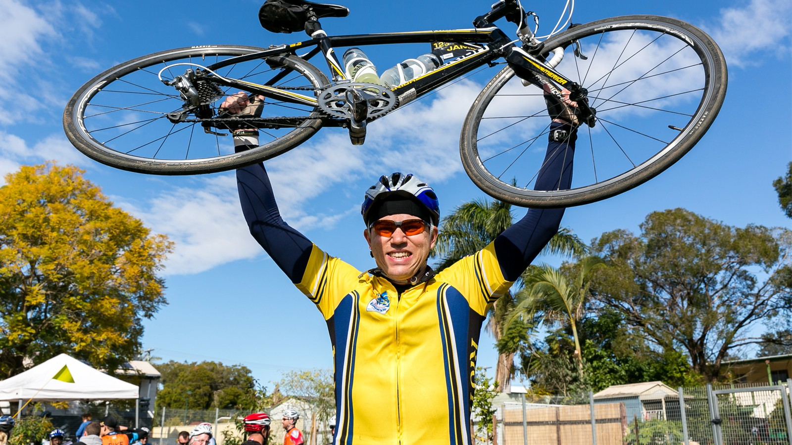 The Rio Tinto Ride to Conquer Cancer is an incredible journey benefiting QIMR Berghofer Medical Research Institute