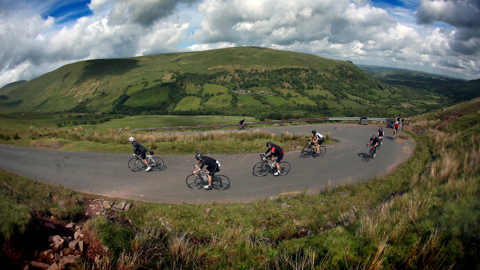 The Dragon Tour will mean more Welsh cycling goodness over three stages