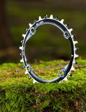 B-Labs oval chainring