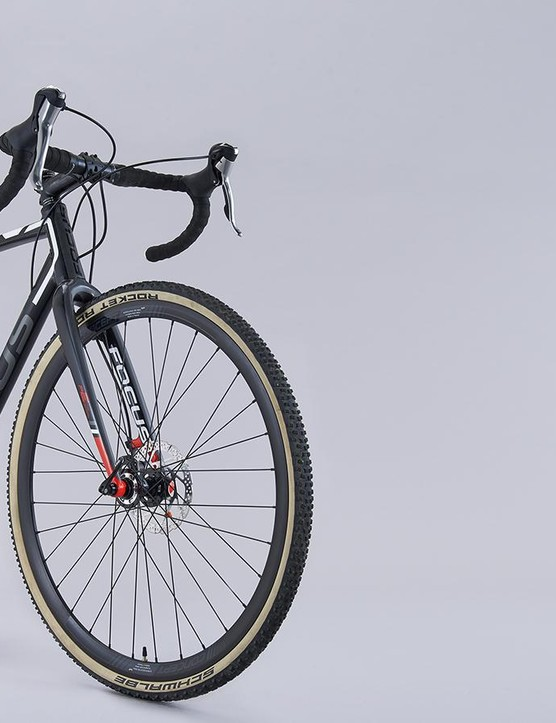Cyclocross machines such as the Mares are plenty nimble on the black stuff, but offer versatility that thoroughbred road steeds can't compete with