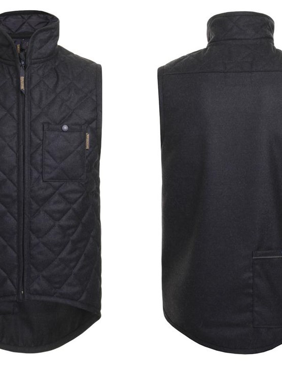 The Withersfield Gilet by Lavenham and Look Mum No Hands
