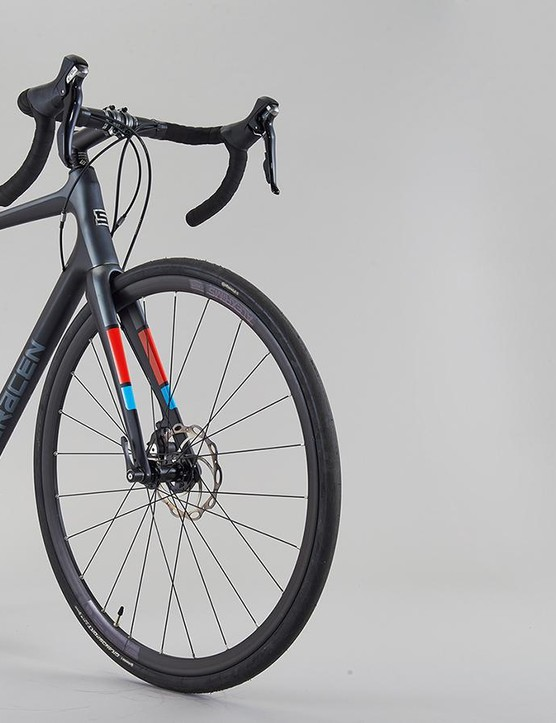 If we had to label it, we'd call the Arvo an endurance-focused disc-braked road bike