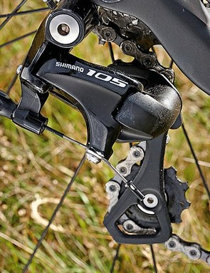 The new 11-speed Shimano 105 continues to impress