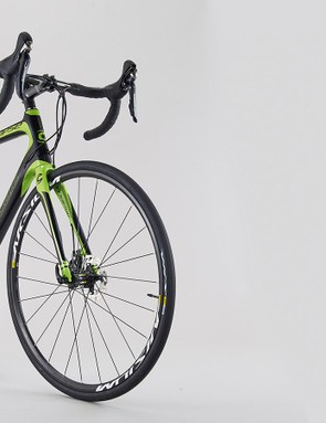 The non-disc Synapse claimed our 2014 Bike of the Year title