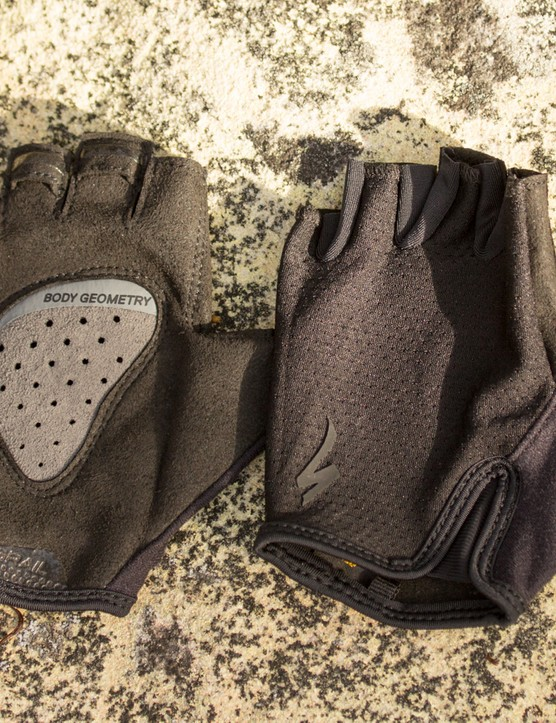 Specialized Grail glove - perhaps the most scientifically advanced cycling glove yet (and seriously unassuming)